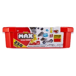 MAX Build More: Building Bricks Accessories and Wheels Value Set (250 Pieces)