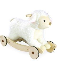 Vilac Plush Sheep 2in1 Rocker Rider