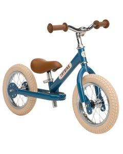 Trybike - Steel 2 In 1 Balance Trike / Bike Vintage Blue