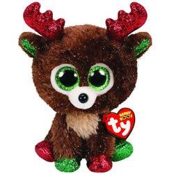 TY Fudge Reindeer Beanie Boo