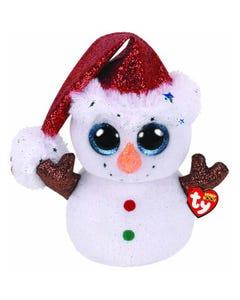Ty Flurry Snowman Boo