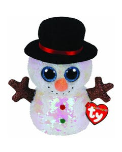 Ty Melty Snowman Flippables - Med