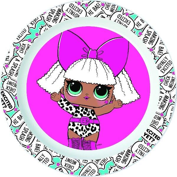L.O.L. Surprise! Kids Micro Plate Rock On