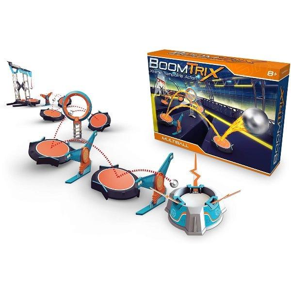 BoomTrix Multiball Xtreme Trampoline Action