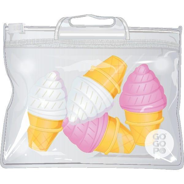 GoGoPo Mini Ice Cream Eraser