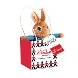 Peter Rabbit Movie Soft Toy In Hamleys Gift Bag