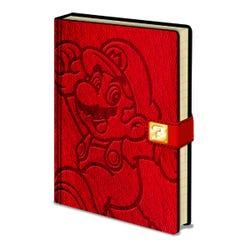 Super Mario A5 Premium Notebook