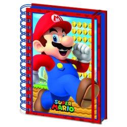 Super Mario 3D Notebook