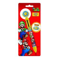 Super Mario (Burst) Multicolour Pen