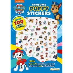 Paw Patrol Pawsome Puffy Stickers