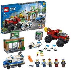 Lego City 60245 Police Monster Truck Heist