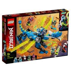 LEGO Ninjago Jays Cyber Dragon 71711
