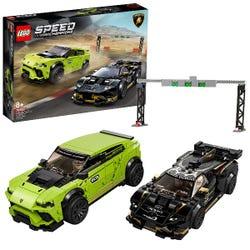 LEGO 76899 Lamborghini Urus St-X & Lamborghini Hura