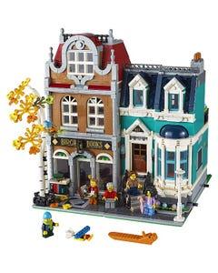 LEGO Creator Expert Bookshop Modular Building Set 10270