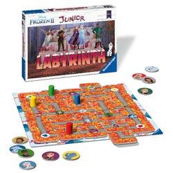 Ravensburger: Disney Frozen 2 Labyrinth Junior - The Moving