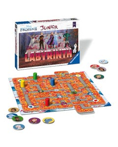 Ravensburger: Disney Frozen 2 Labyrinth Junior - The Moving