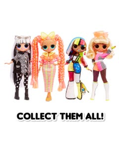 L.O.L. Surprise! O.M.G. Lights Angles Fashion Doll Assortmen