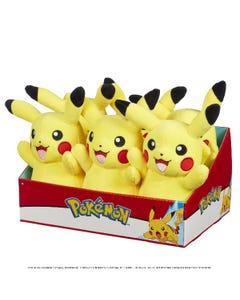 Pokemon 8 Inch Plush - Pikachu