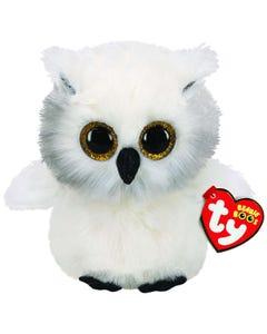TY Austin Owl Beanie Boo