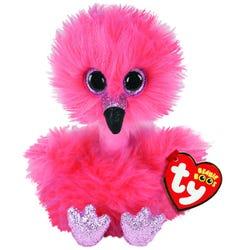 TY Fanny Flamingo Beanie Boo