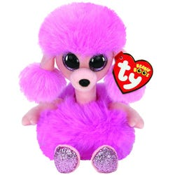 TY Camilla Poodle Beanie Boo