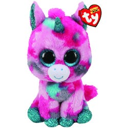 TY Gumball Unicorn Boo Medium