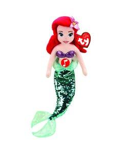 TY Aerial Sequin Mermaid with sound Medium