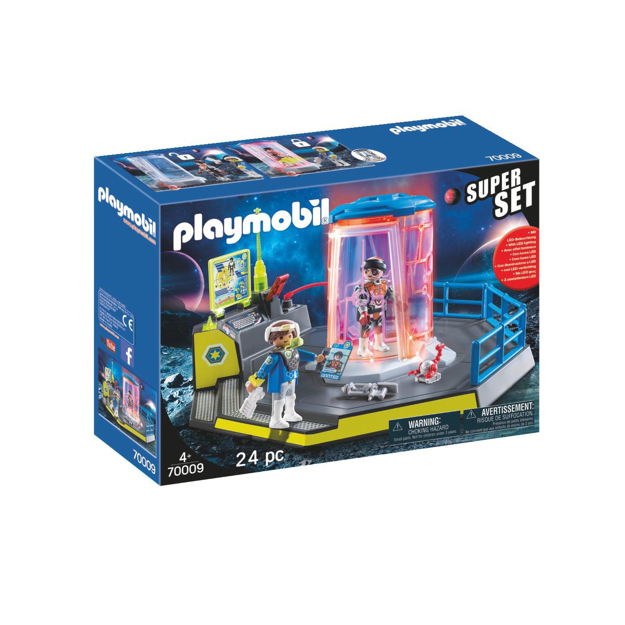 Playmobil 70009 Super Set Galaxy Police Rangers