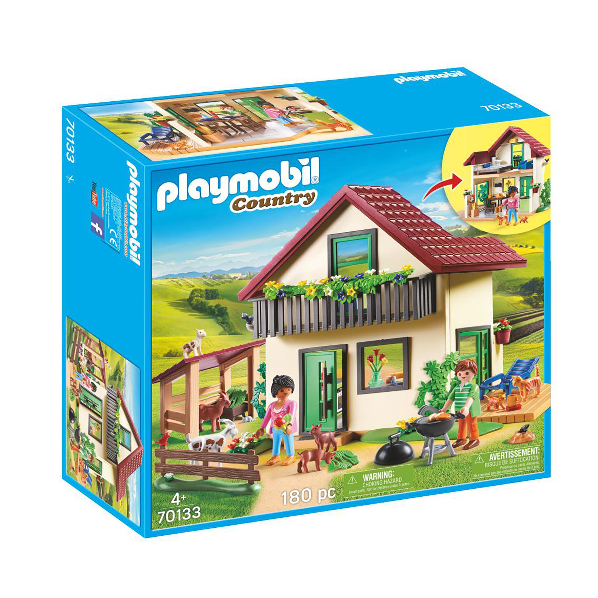 Playmobil 70133 Country Modern House