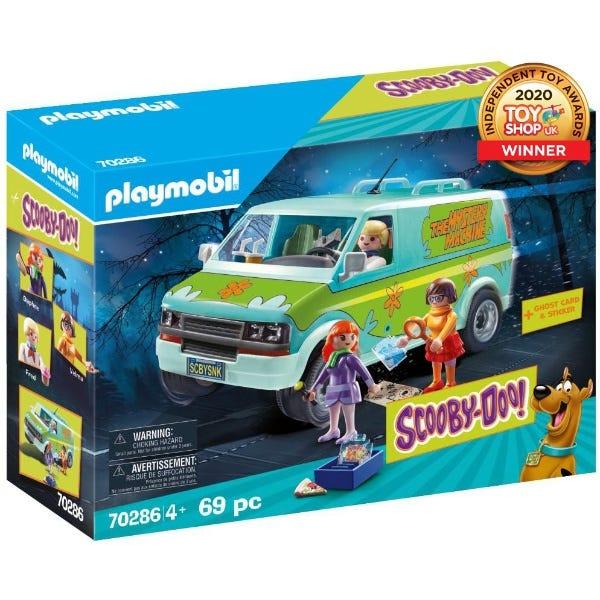 Playmobil Scooby Mystery Machine