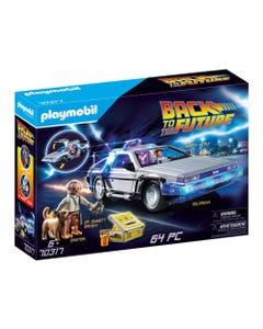 Playmobil 70317 Back to the Future DeLoaran