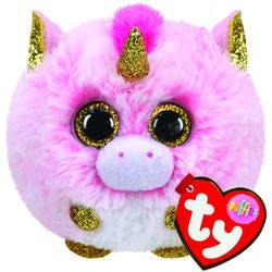 TY Fantasia Unicorn Puffies