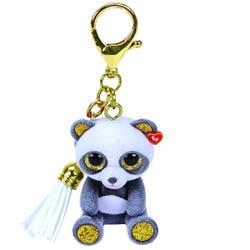 TY Chi Panda Mini Boo Clip