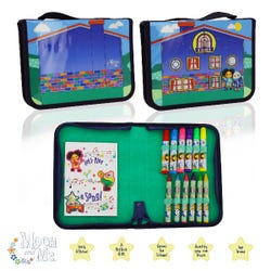 Moon & Me Filled Pencil Case