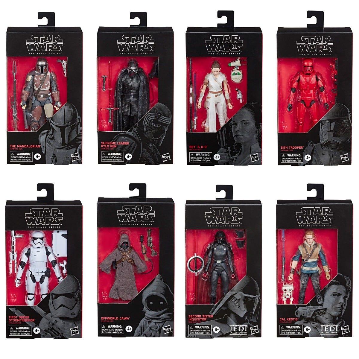 Star Wars The Black Series Assortment