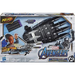 NERF Power Moves Marvel Avengers Black Panther Power Slash Claw