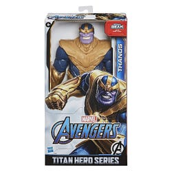 Marvel Avengers Titan Hero Series Blast Gear Deluxe Thanos A