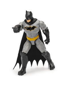 Batman: 4-Inch Action Figure with 3 Mystery Accessories