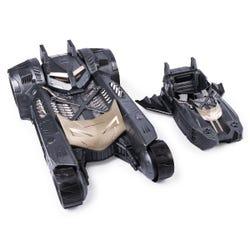 Batmobile and Batboat 2-in-1 Transforming Vehicle