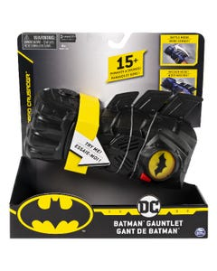 Batman: Interactive Gauntlet with Over 15 Phrases and Sounds