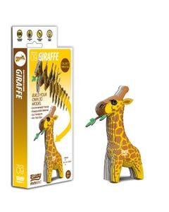 EUGY Giraffe 3D Craft Kit