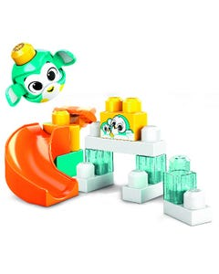 Mega Blocks First Builders Peek A Blocks Penguin Slide