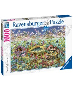 Ravensburger: Underwater Kingdom at Dusk - 1000pc Jigsaw Puz