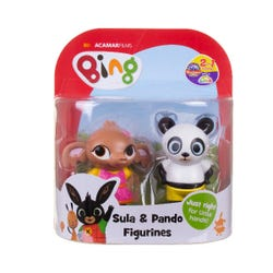 Bing and Friends Figure Twin Pack assorted