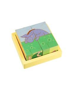 Classic Pooh Cube Block Puzzle Game