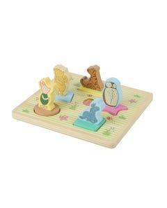 Classic Pooh 3D Puzzle