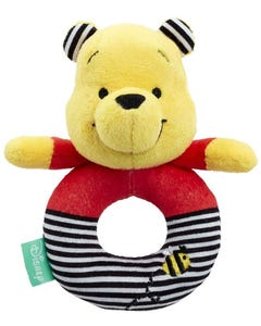 Winnie the Pooh A New Adventures Ring Rattle