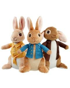 Peter Rabbit, Mopsy & Benjamin Assortment