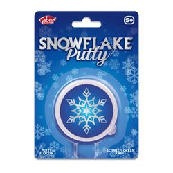 Snowflake Putty