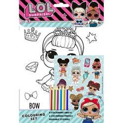 L.O.L. Surprise Colouring Set